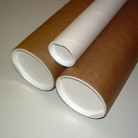 Mailing Tubes | D&W Paper Tube